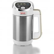 Blender Tefal Easy Soup BL841138, 1000 W, 1.2 l, 4 programe, Alb/Inox
