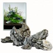 Mini-Landschap - Seiryu Rock - 60 cm Set: 9 Natuurstenen, ca. 6 kg