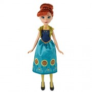 Disney Princess Frozen Fever Anna, Blue