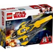 LEGO Star Wars Jedi Starfighter al lui Anakin No. 75214