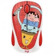 Мишка Logitech Doodle Collection - M238 Wireless Mouse - TRIPLE SCOOP, 910-005051