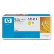 Toner HP Q7562A yellow, CLJ 2700/3000 3500str.