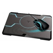 Razer Tron Mouse & Mousepad Bundle - TRON Grid Look Gaming Mouse