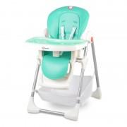 Lionelo - Scaun de masa copii Linn Plus Turquoise