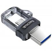 Memória Flash SanDisk Ultra Dual Drive m3.0 SDDD3-032G-G46 - 32GB