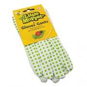 Family Games Little Moppet Kids Gardening Garden Gloves, Green