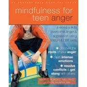 Mindfulness for Teen Anger: A Workbook to Overcome Anger and Aggression Using MBSR and DBT Skills, Paperback
