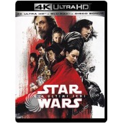 Video Delta STAR WARS VIII - GLI ULTIMI JEDI - Blu-Ray UHD