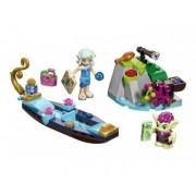 LEGO® Elves Gondola Naidei si hotul spiridus - 41181