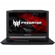 Notebook Acer Predator Helios 300 GTX1060 6Gb Intel I7 Quad 7ma Gen 16Gb RAM Disco SSD 256Gb