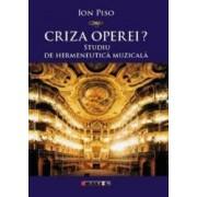 Criza operei - Ion Piso