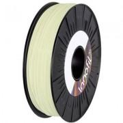 3D nyomtató szál Innofil 3D InnoGlow GLOW-0801B050 2.85 mm Natúr 500 g (1417340)