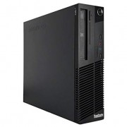 Lenovo ThinkCenter G78 Low Profile DUAL CORE 3 GHZ ram 4 gb hdd160
