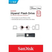 SanDisk iXpand USB-Minne 64GB för iphone och ipad
