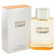Kenneth Cole Reaction T-shirt For Men By Kenneth Cole Eau De Toilette Spray 3.4 Oz