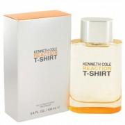 Kenneth Cole Reaction T-shirt For Men By Kenneth Cole Eau De Toilette Spray 3.4 Oz