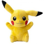 Rebuy Pikachu Soft Toy Cartoon Character For Kids 10 Inch