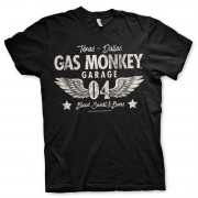 Gas Monkey Garage 04-WINGS T-Shirt