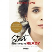 Start before you're ready - Simone Levie