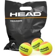 Топки за тенис на корт HEAD Trainer 72 броя в плик