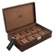 Cutie 10 ceasuri Bond Intense Brown by Friedrich - Made in Germany