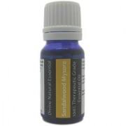 Divine Natural Essentials Sandalwood Mysore Essential Oil 100% Pure Undiluted Aromatherapy Skincare Therapeutic Grade. 10 ml