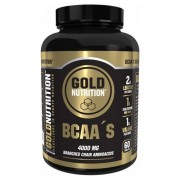 Gold Nutrition BCAA 60tabs