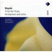 J. Haydn - Trios For Pianoforte, Cel (0809274060228) (1 CD)