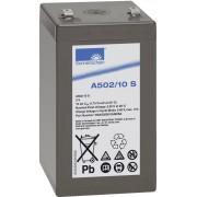Acumulator plumb-gel cu borna plata, 2 V, 10 Ah Dryfit A 500