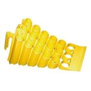 Plastový zakládací klín (pro vozidla nad 3,5 t) - délka 53 cm, šířka 20 cm a výška 25 cm