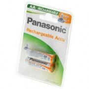 PANASONIC Lot de 2x Accu AA 1000mAh
