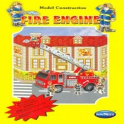 Model Construction Book - Fire Engine