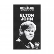 Music Sales The Little Black Songbook - Elton John Cancionero