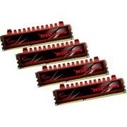 G.Skill 16 GB DDR3-RAM - 1333MHz - (F3-10666CL9Q-16GBRL) G.Skill Ripjaws-Edition - CL9