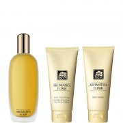 Clinique Aromatics Elixir EDP Confezione Riches 100 ML Eau de Parfum + 75 ML Body Lotion + 75 ML Shower Gel