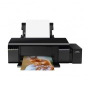Imprimanta InkJet Color Epson L805 CISS, A4, Wireless