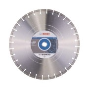 Bosch - Expert for Stone - Disc diamantat de taiere segmentat, 450x25.4x3.8 mm, taiere uscata, calitate medie