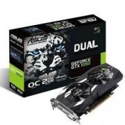 Видео карта ASUS Dual GeForce GTX 1050 OC, 2GB GDDR5, ASUS-VC-GTX1050-DUAL-O2GDR5-V2