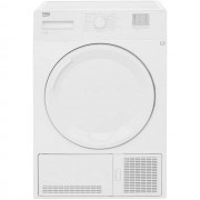 Beko DTGC7000W 7Kg Condenser Tumble Dryer - White - B Rated