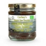 Crema tartinabila cu ciocolata si migdale raw bio 250gr CARLEY S ORGANIC