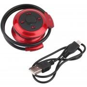ER Mini 503 Auriculares Inalámbricos Bluetooth Estéreo Auricular Estereofónico De Alta Calidad -Rojo