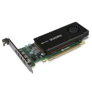 NVIDIA Quadro K1200 4GB miniDP x4 HP Bracket Graphics Card by Lenovo