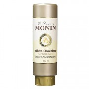 MONIN Sos white chocolate Monin 0,5 L