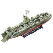 Revell Germany LSM Landing Ship Medium USN Kit