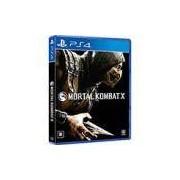 Game Mortal Kombat X - PS4