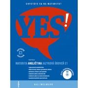 YES! Angličtina - maturita - jazyková úroveň C1 - all inclusive + CD(Scott Elborn)