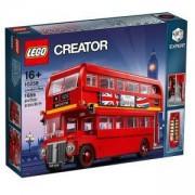 Конструктор Лего Криейтър - Лондонски автобус, LEGO Creator Expert, 10258