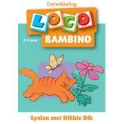 Boosterbox Bambino Loco - Spelen met Dikkie Dik (3-5 jaar)