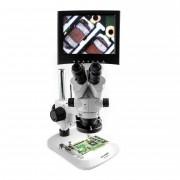 Binokulární mikroskop s LCD displayem Yaxun YX-AK17 7 - 45x
