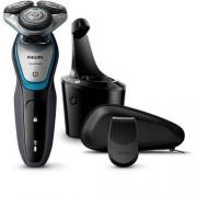 Електрическа самобръсначка за сухо и мокро бръснене, Philips, MultiPrecision, SmartClick, SmartClean (S5400/26)